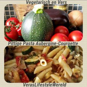 2015-8 pasta aubergine courgette