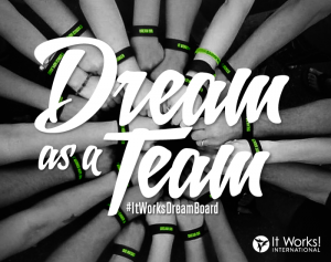 2015-12 dream as a team