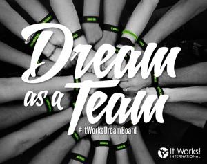 2015-12 dream as a team