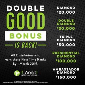 2016-2 diamnd bonus