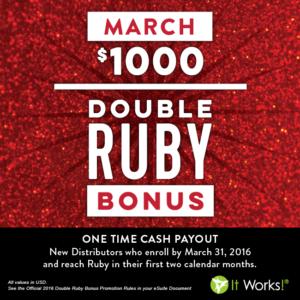 2016-3 double ruby bonus
