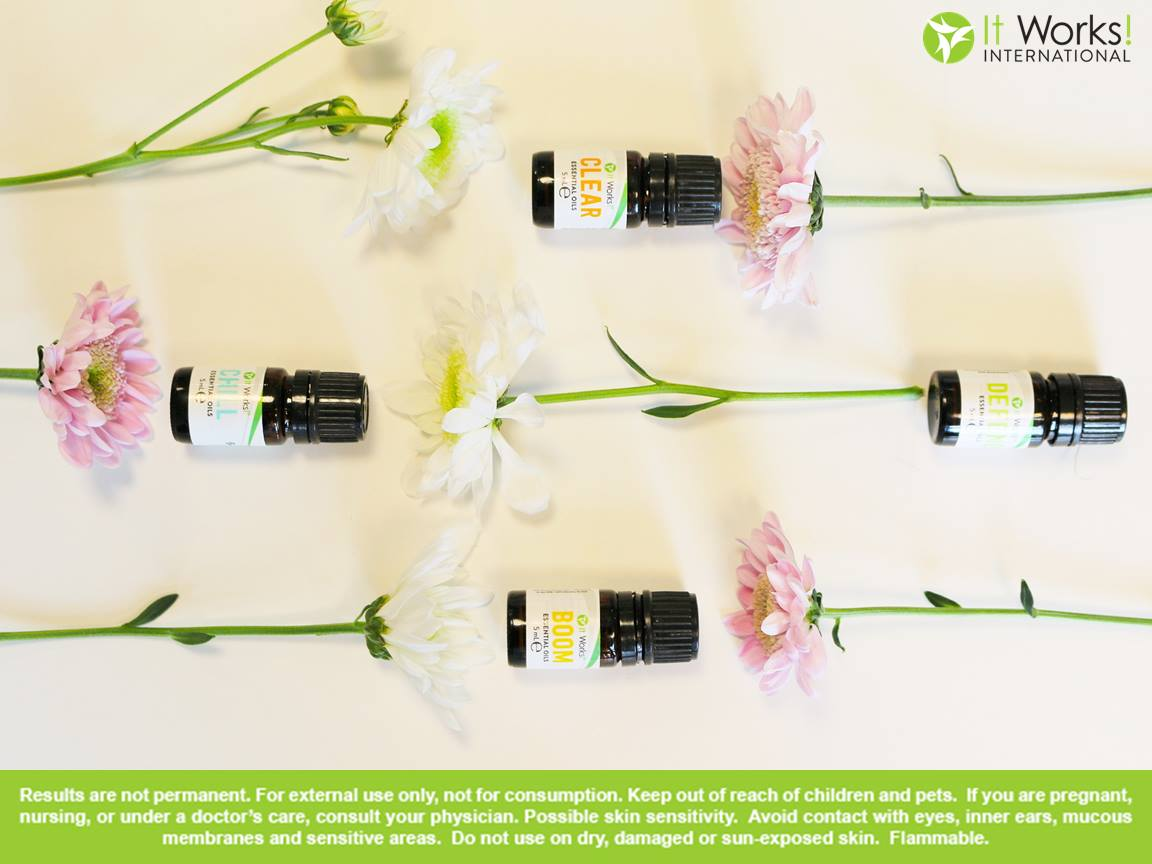 2016-4 essential oils plus bloemen