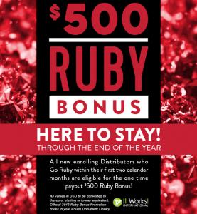 2016-5 ruby bonus mei