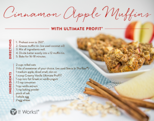 recept cinnamon apple