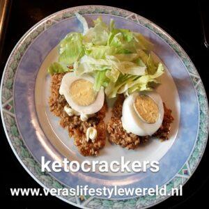 , Zaden-en-Pitten-Keto-Crackers – recept en tips, Vera's Lifestyle Wereld
