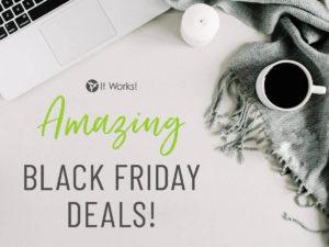 Profiteer van Black Friday en december deals van It Works International, exclusief verkrijgbaar bij Vera's Lifestyle Wereld