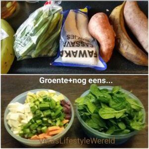 Bravoe maaltijdsoep met bijna 10 verschillende groenten