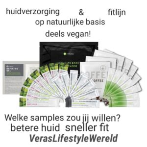 Welke It Works samples zou jij willen? Bestel jouw proefpakket bij Vera's Lifestyle Wereld.
