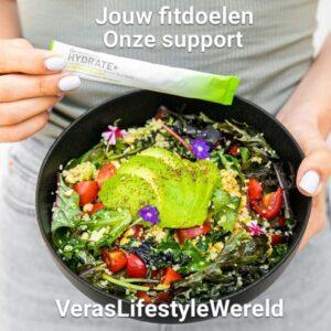 Jouw fitdoelen, onze support - It Works & Vera's Lifestyle Wereld