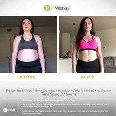 Slechts 2 maanden goede voedingsstoffen en een betere leefstijl