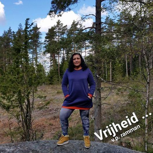 Vrijheid! Kijk voor meer blogs op Vera's Lifestyle Wereld