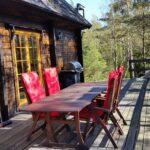 Zweeds Huisje 'Dutch Treat' in Munkedal , te huur via Novasol
