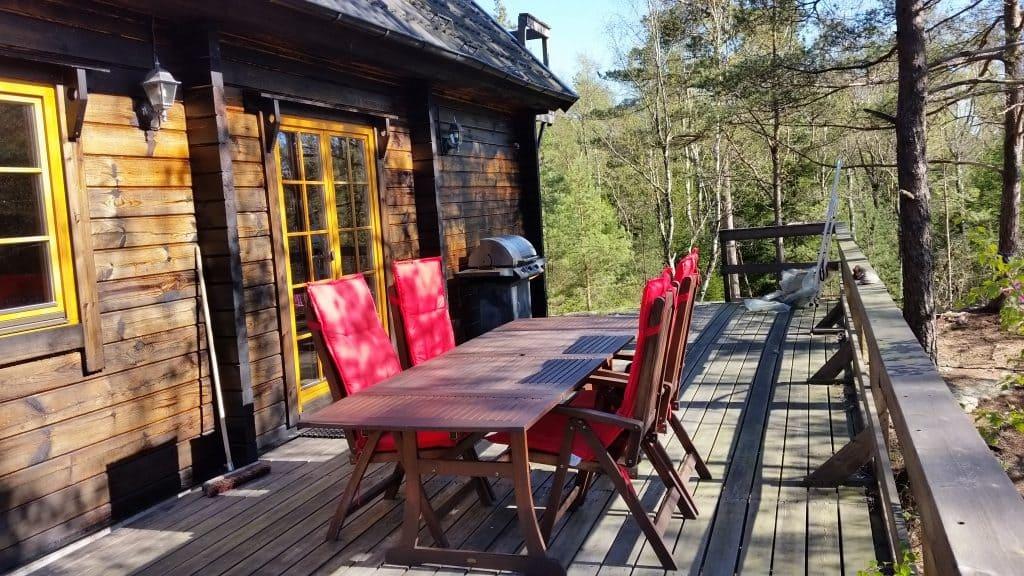 Op z'n Zweeds genieten met een loghuis in Munkedal, Zweden