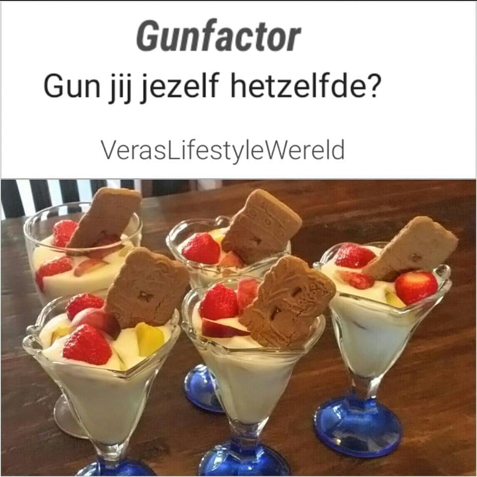 Gunfactor - Ben jij ook goed voor jezelf? Gun jij jezelf hetzelfde?