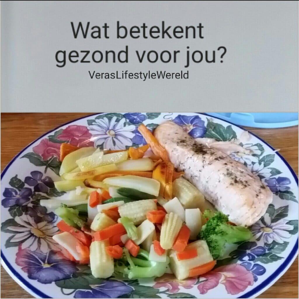 Wat betekent gezond voor jou? Zalm en verschillende groenten passen binnen een ketogeen leefstijl. Pak het It Works assortiment erbij van Vera's Lifestyle Wereld voor nog betere fitresultaten.