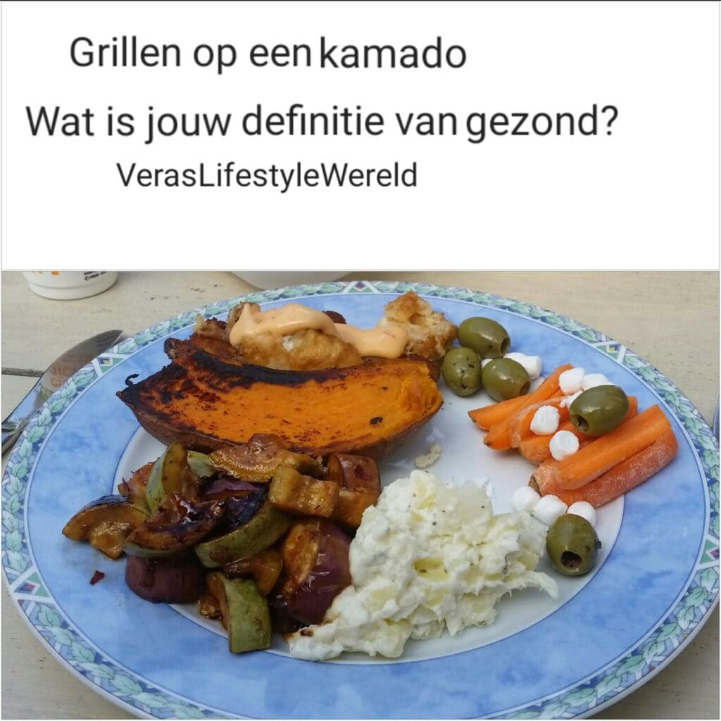 Grillen op een kamado binnen een keto leefstijl - Vind meer recepten en tips over lage koolhydraten en balansdagen op Vera's Lifestyle Wereld