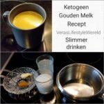 Recept Ketogeen Gouden Melk, oftewel Ketogeen Kurkuma Thee