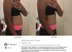 De 48 uur detox kuur It Works Cleanse