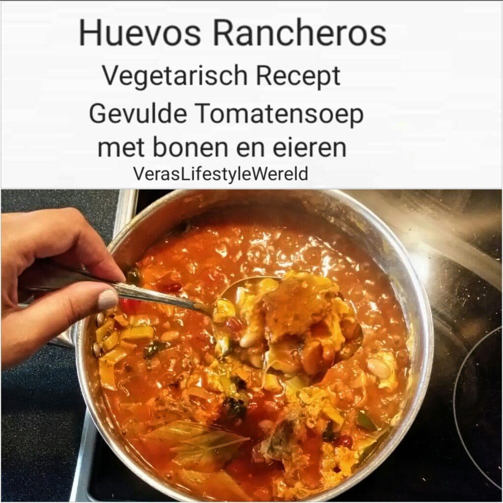 Huevos Rancheros - Vegetarisch Recept
