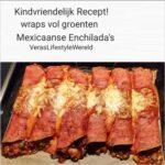 Kindvriendelijk recept Mexicaanse enchiladas