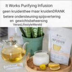 It Works Purifying Infusion