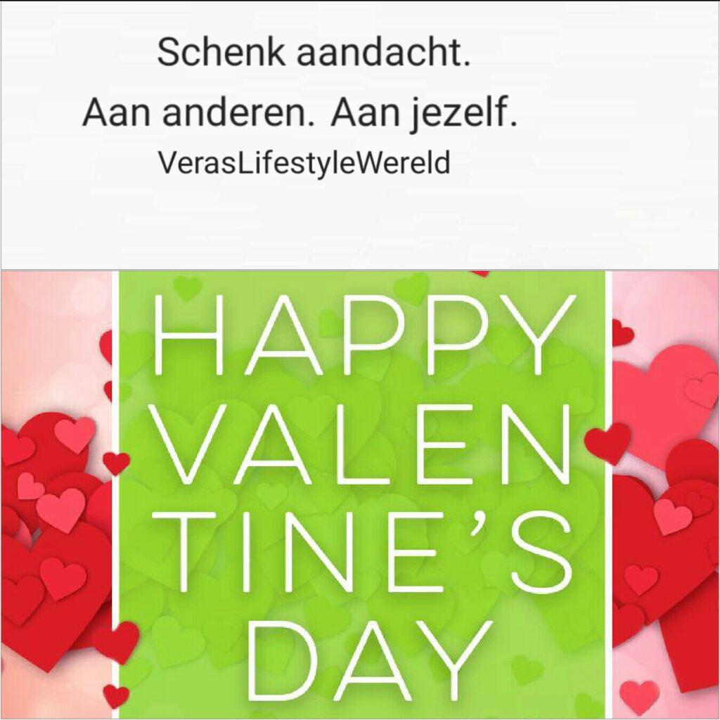 Schenk aandacht met Valentijnsdag