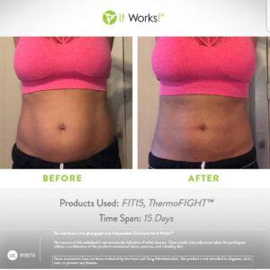 Gerichte resultaten met It Works!