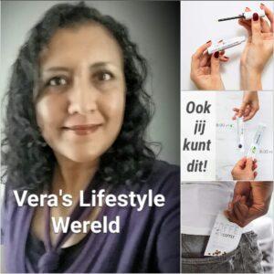 Ook jij kunt dit met Vera's Lifestyle Wereld