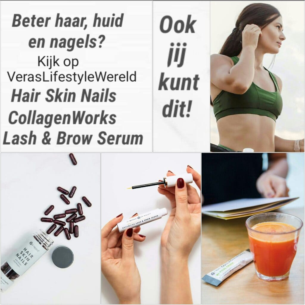 Beter haar, huid en nagels met It Works bij Vera