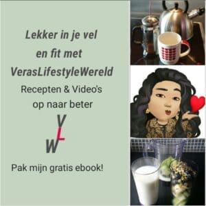 Lekker in je vel en fit met Vera's Lifestyle Wereld