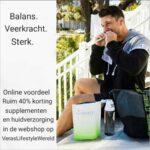 Balans Veerkracht Sterk