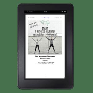 Gratis ebook Van Wens Naar Fit Plan