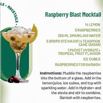 Mocktail met It Works Hydrate